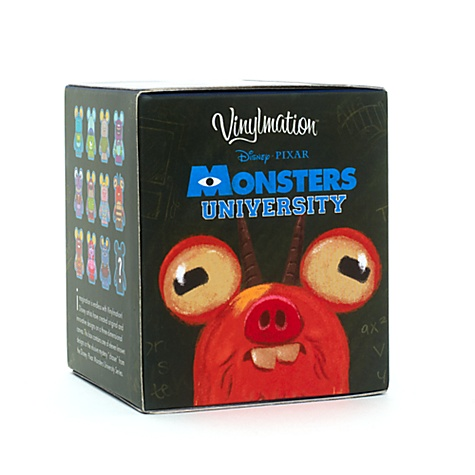 Monsters University Vinylmation Box