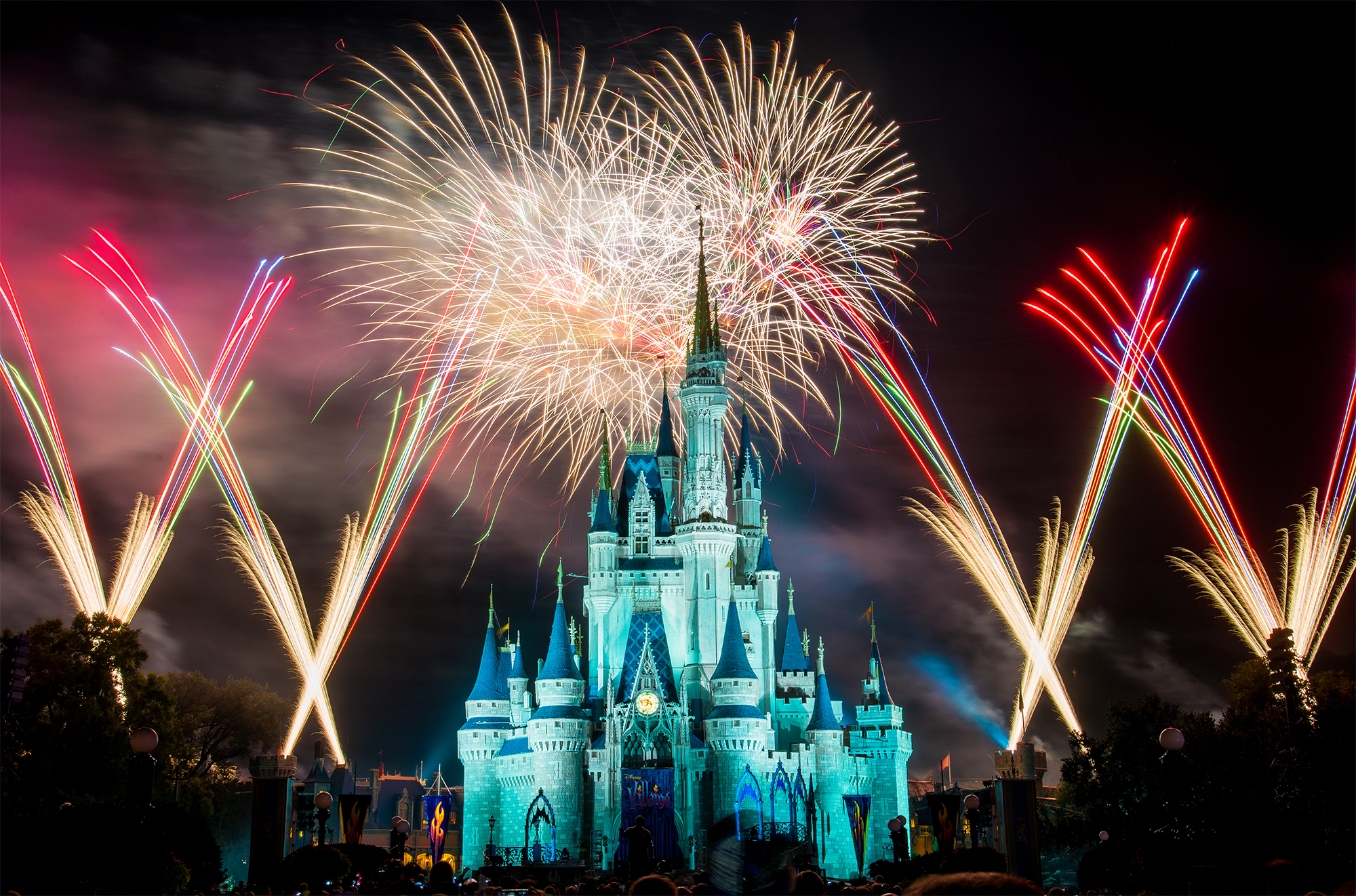 New Year's Eve Entertainment at Walt Disney World