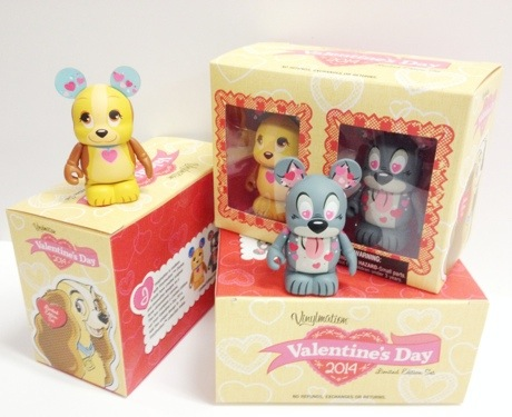 Disneyland Paris Vinylmation release – January 2014