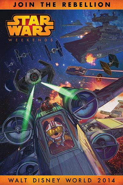Disney World Adds a 5th Star Wars Weekend
