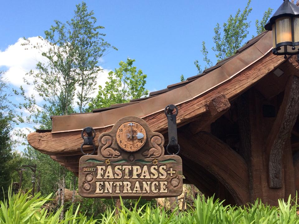 Fastpass + Now Available for Seven Dwarfs Mine Train