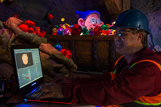 VIDEO: Disney Imagineers Reveal More about Seven Dwarfs Mine Train