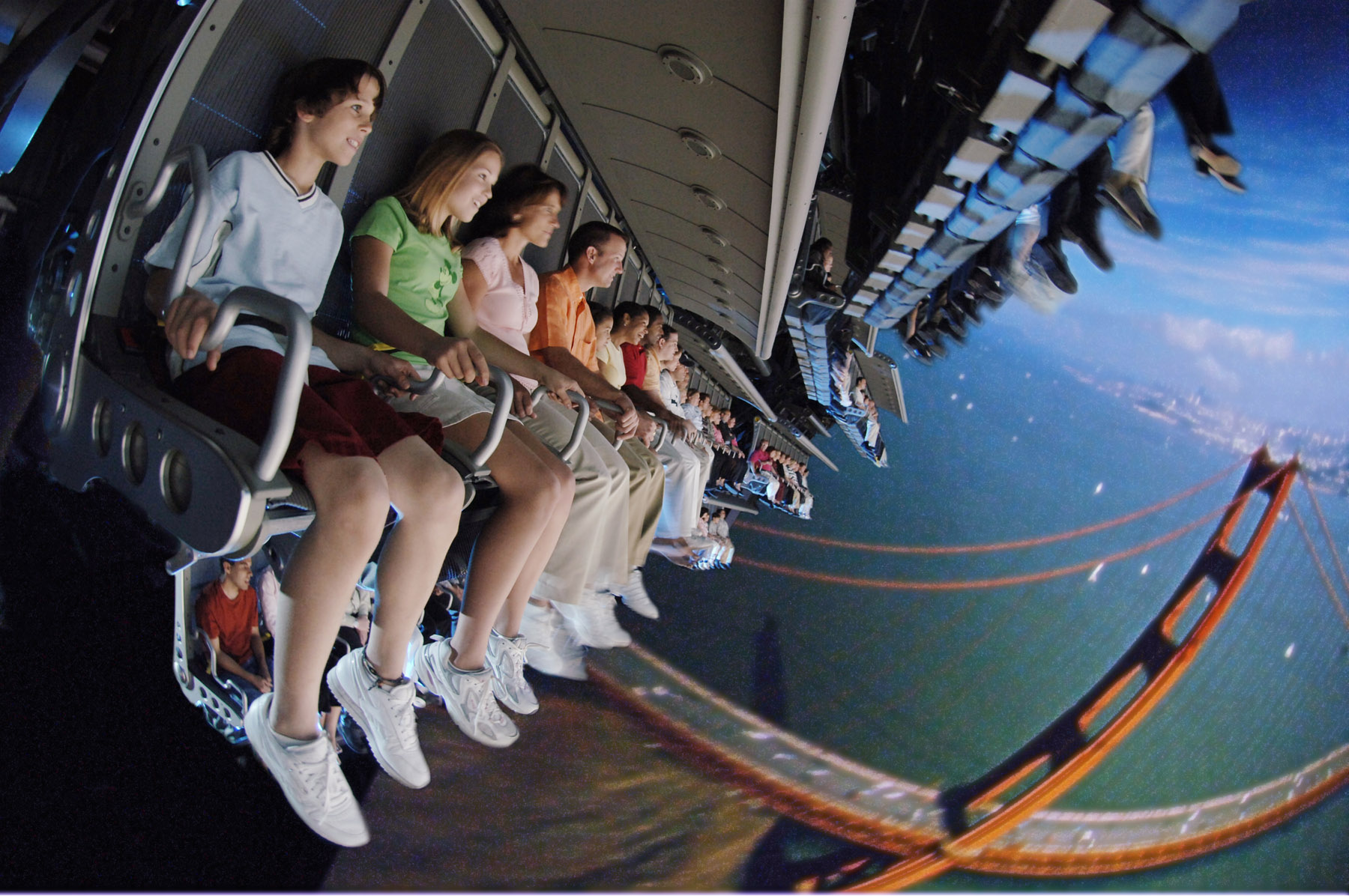 Will We Soon Be Soarin' Over The World?
