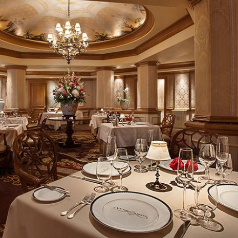 Victoria and Albert Celebrate 15 Years as a AAA Five Diamond Restaurant