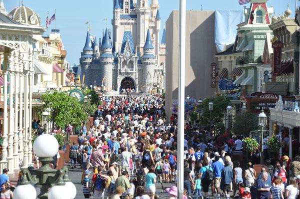 Park Closing Phases at Walt Disney World
