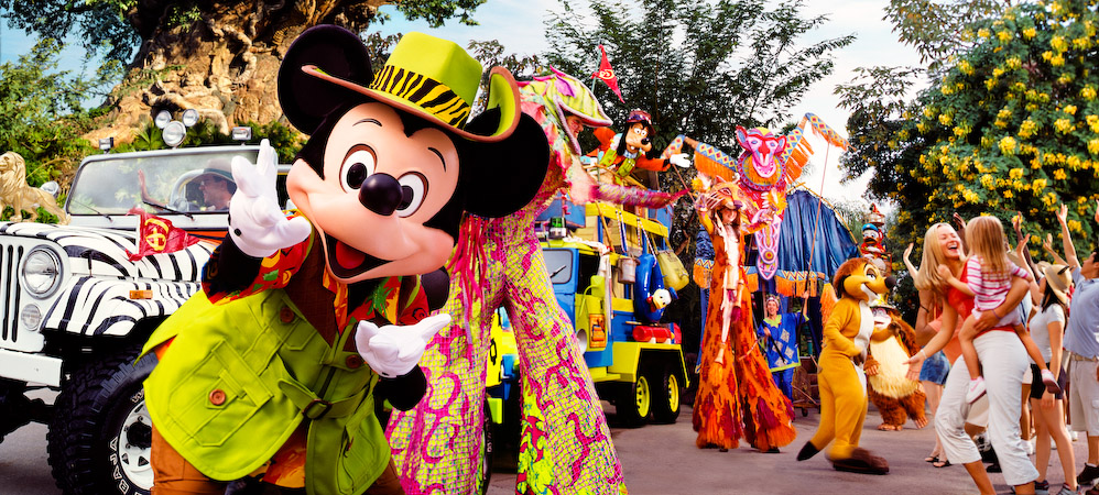 Mickey's Jammin' Jungle Parade Sets Closing Date