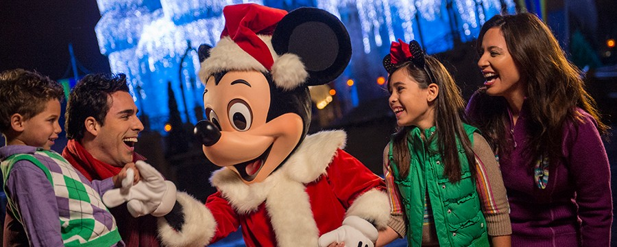 Mickey's Very Merry Christmas Party On Sale Now
