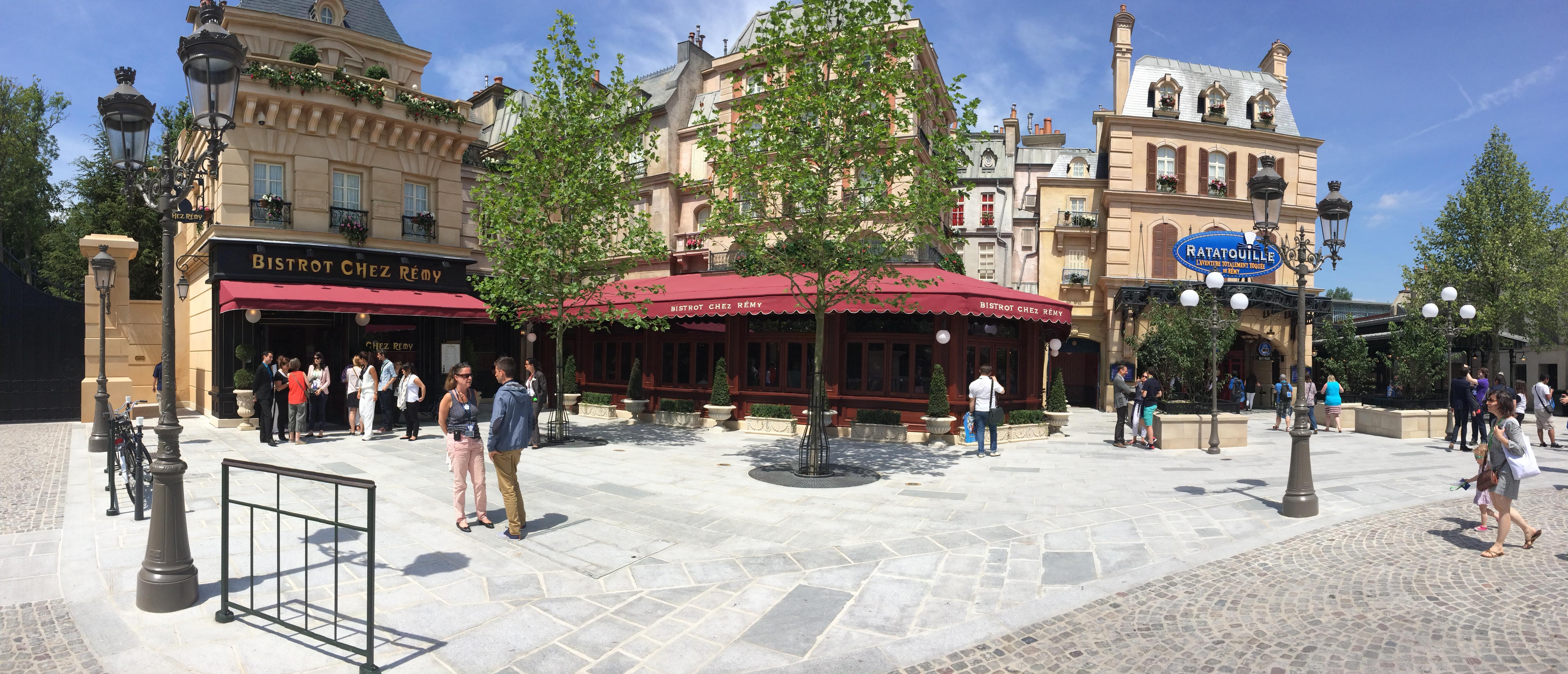 Disneyland Paris' Ratatouille – A Review