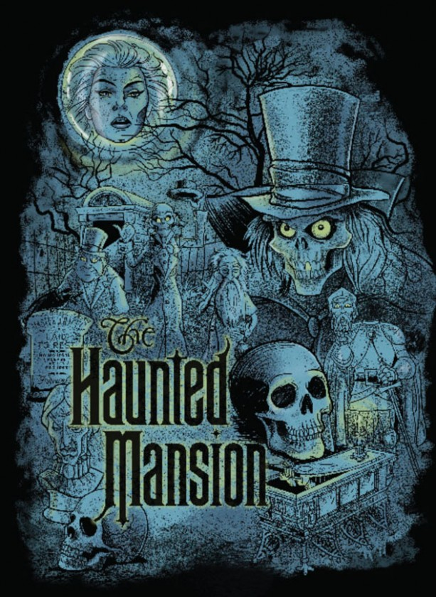 The Haunted Mansion Merchandise Hits This Fall