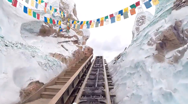 Expedition Everest Maintenance Give Guests Bigger Fright