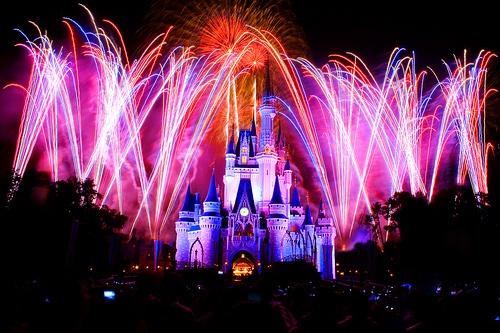 4th July Walt Disney World Events