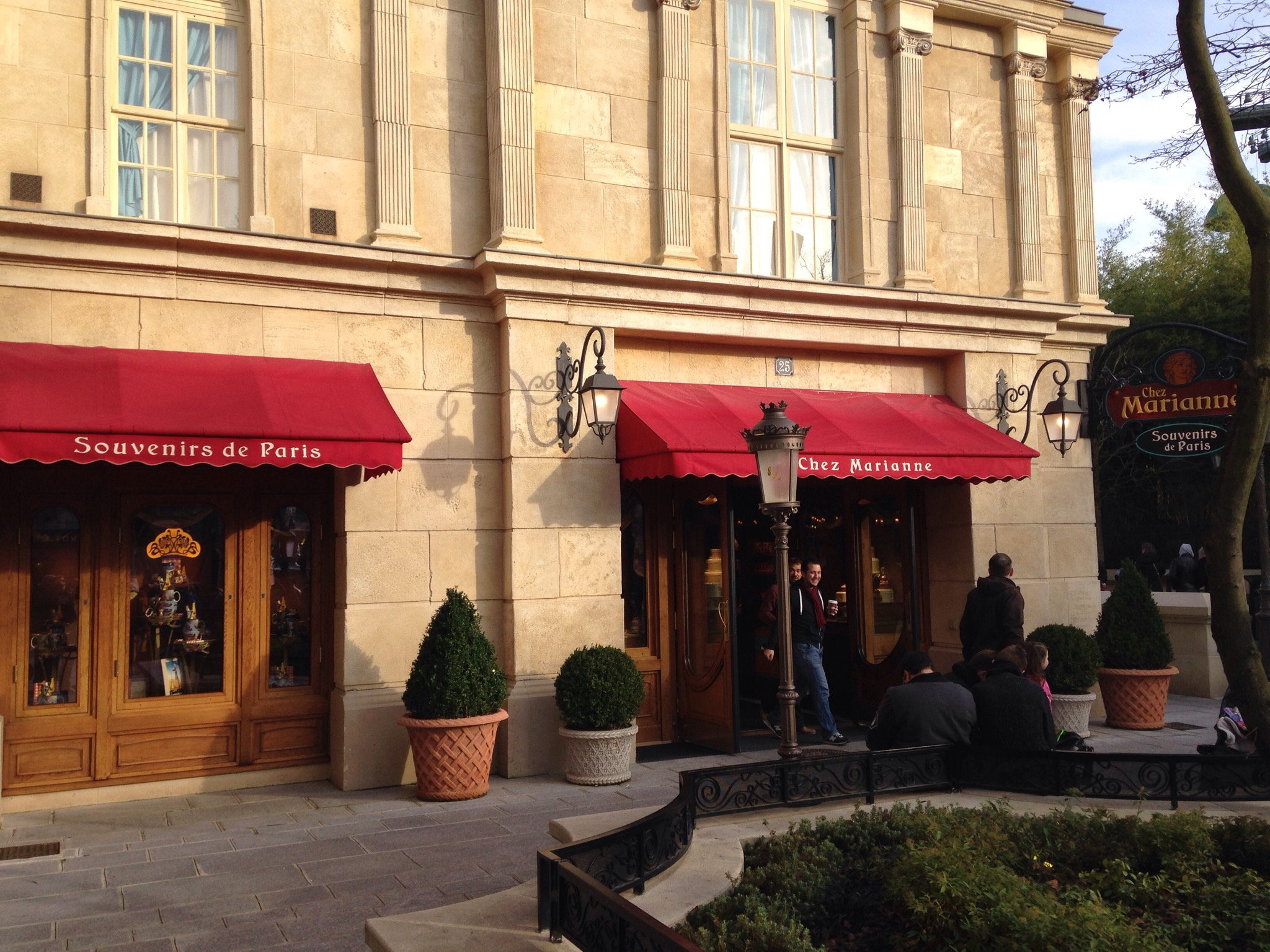 A Closer Look at Chez Marianne