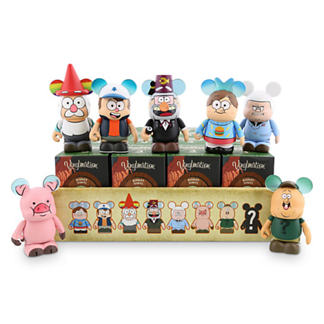 Vinylmation: Gravity Falls series