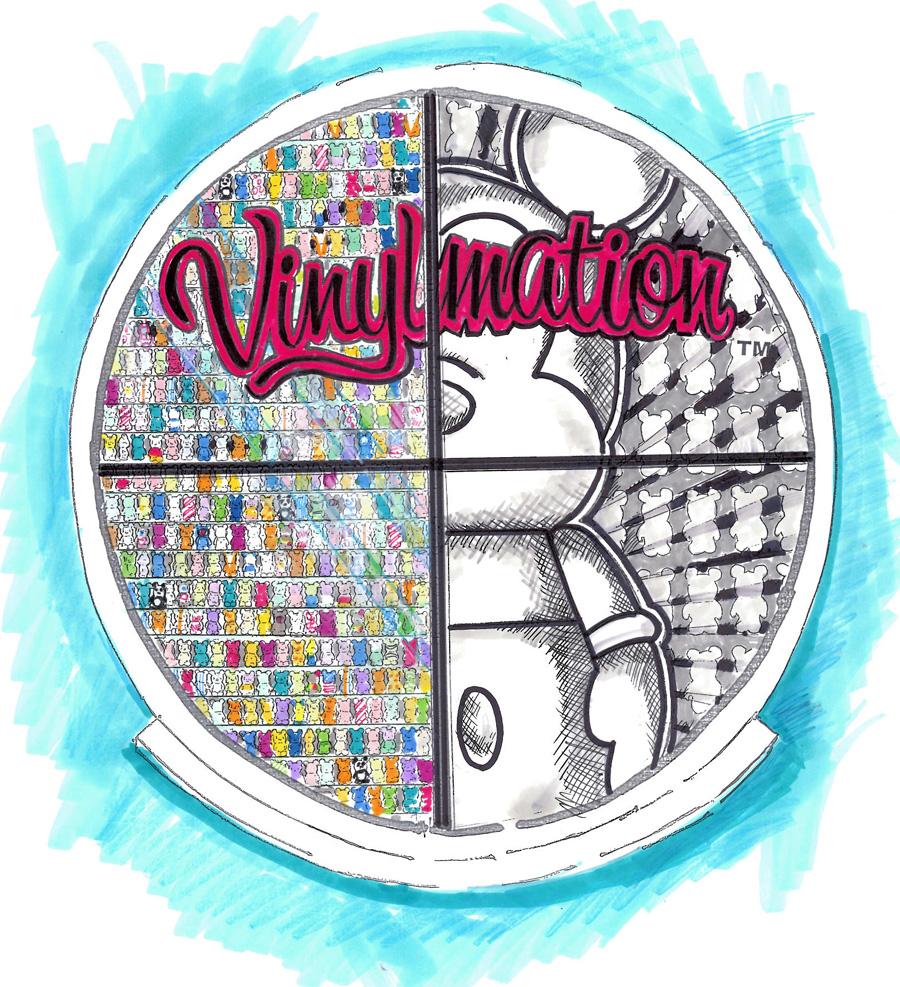 Vinylmation: Disneystore UK