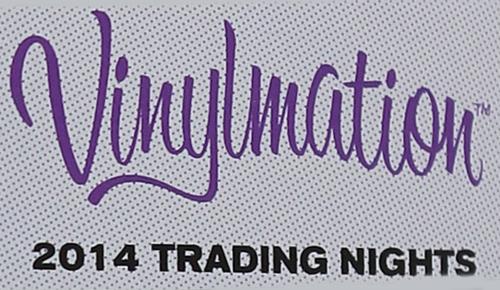 Vinylmation: 2014 Trading Nights