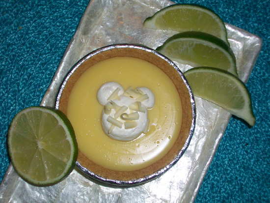 Disney's Key Lime Pie
