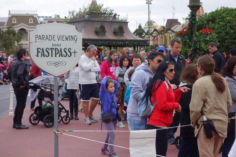 Magic Kingdom Open New FastPass Parade and Fireworks Viewing Locations