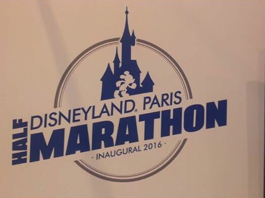 Disneyland Paris at the Paris Marathon Expo