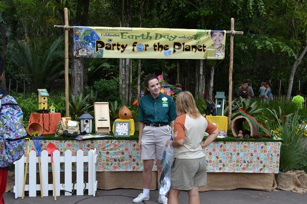 Party for the Planet on Earth Day at Animal Kingdom
