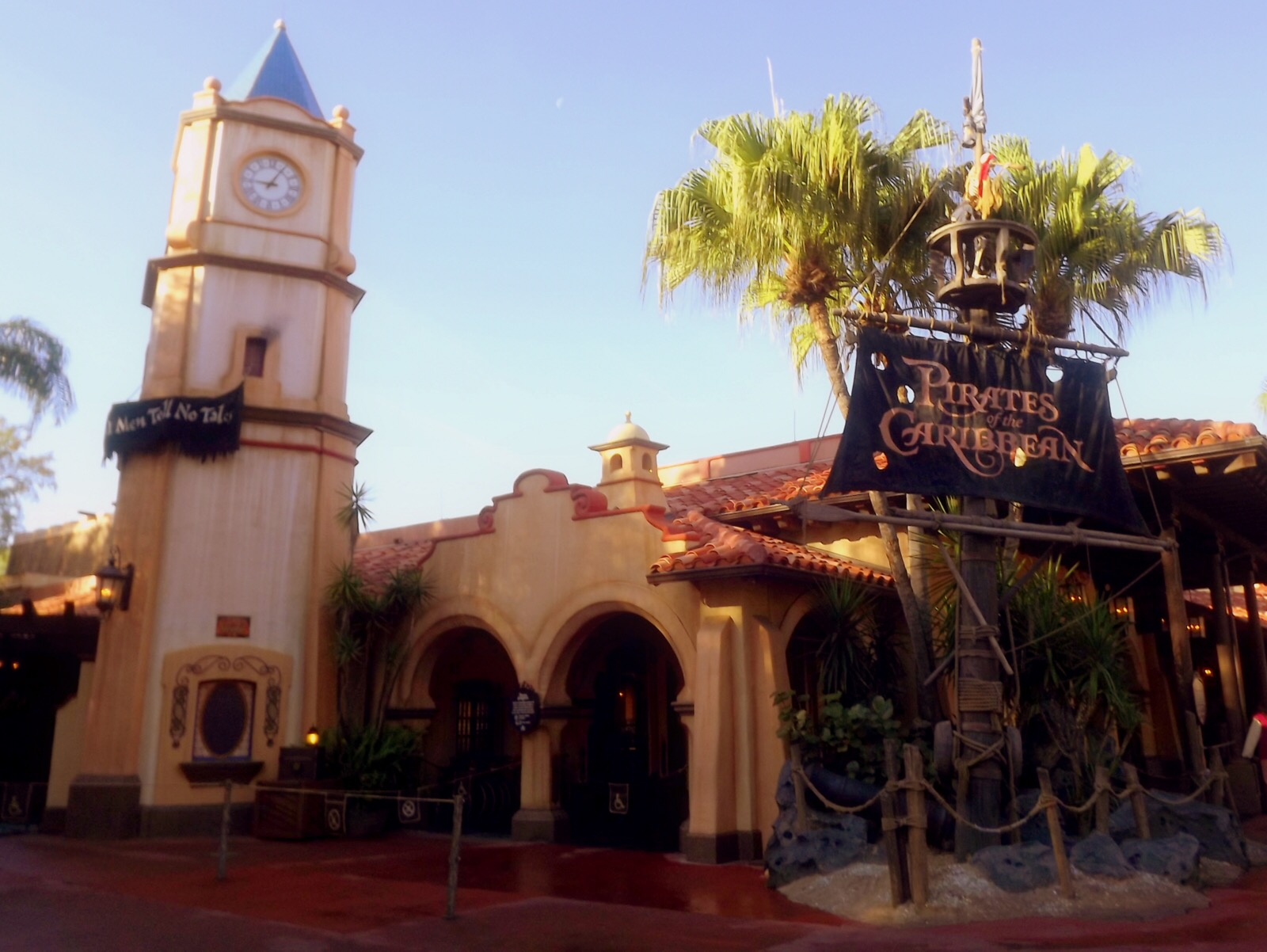 Magic Kingdom Delays Pirates Closure