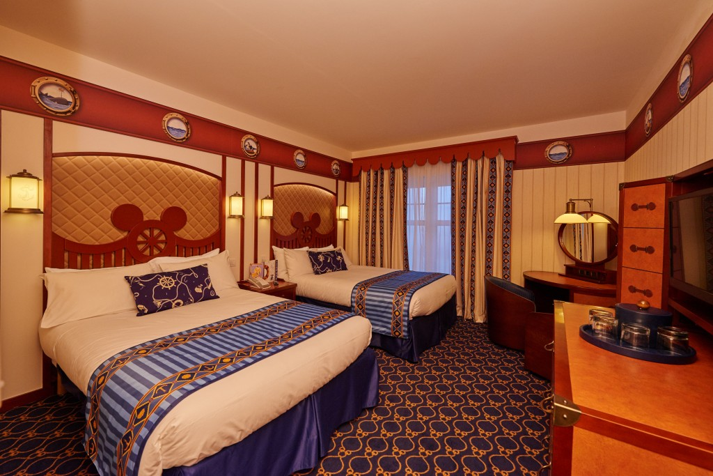 Ship ahoy! Disney's Newport Bay Club is Treated to a Complete Renovation