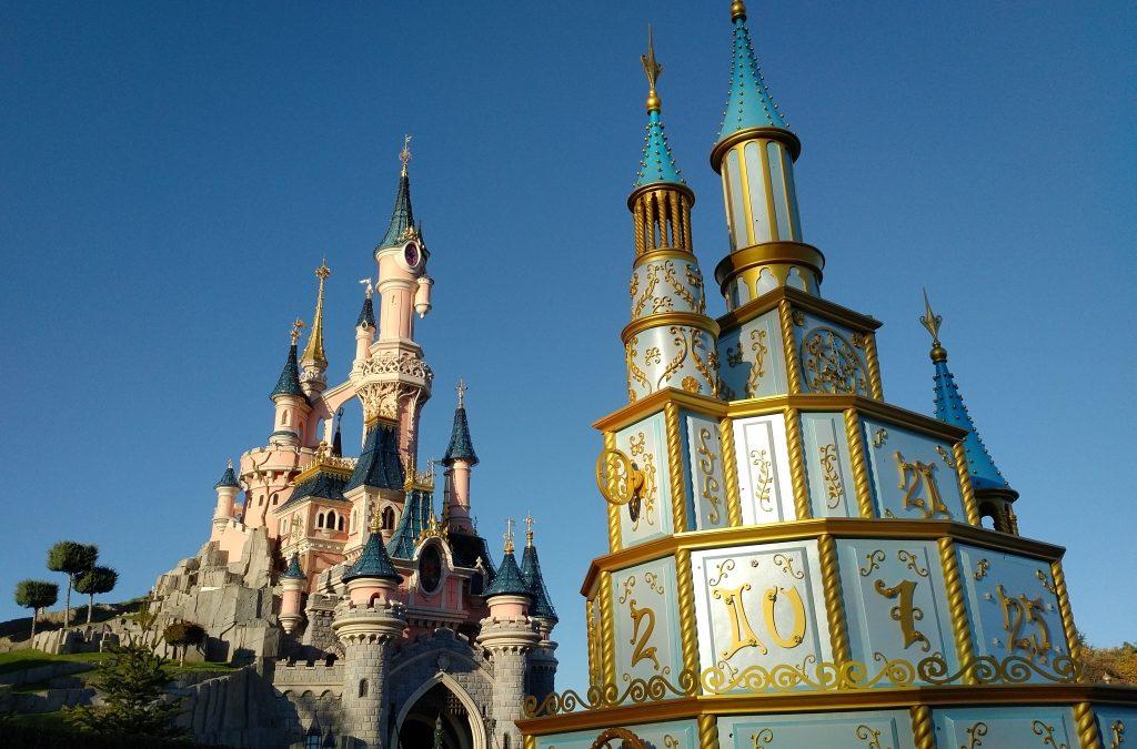 The Enchanted Advent Calendar begins 1st December at Disneyland Paris