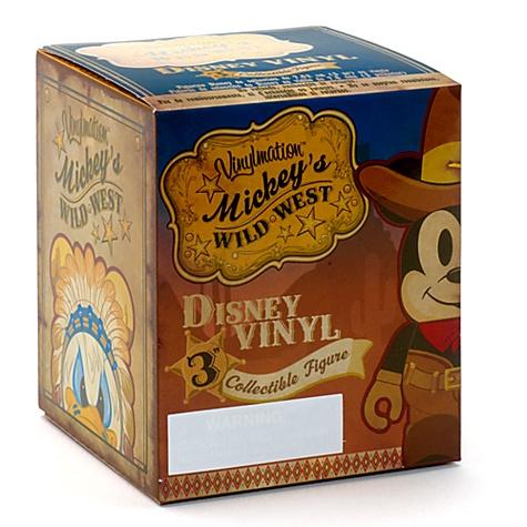 vinylmation wild west box