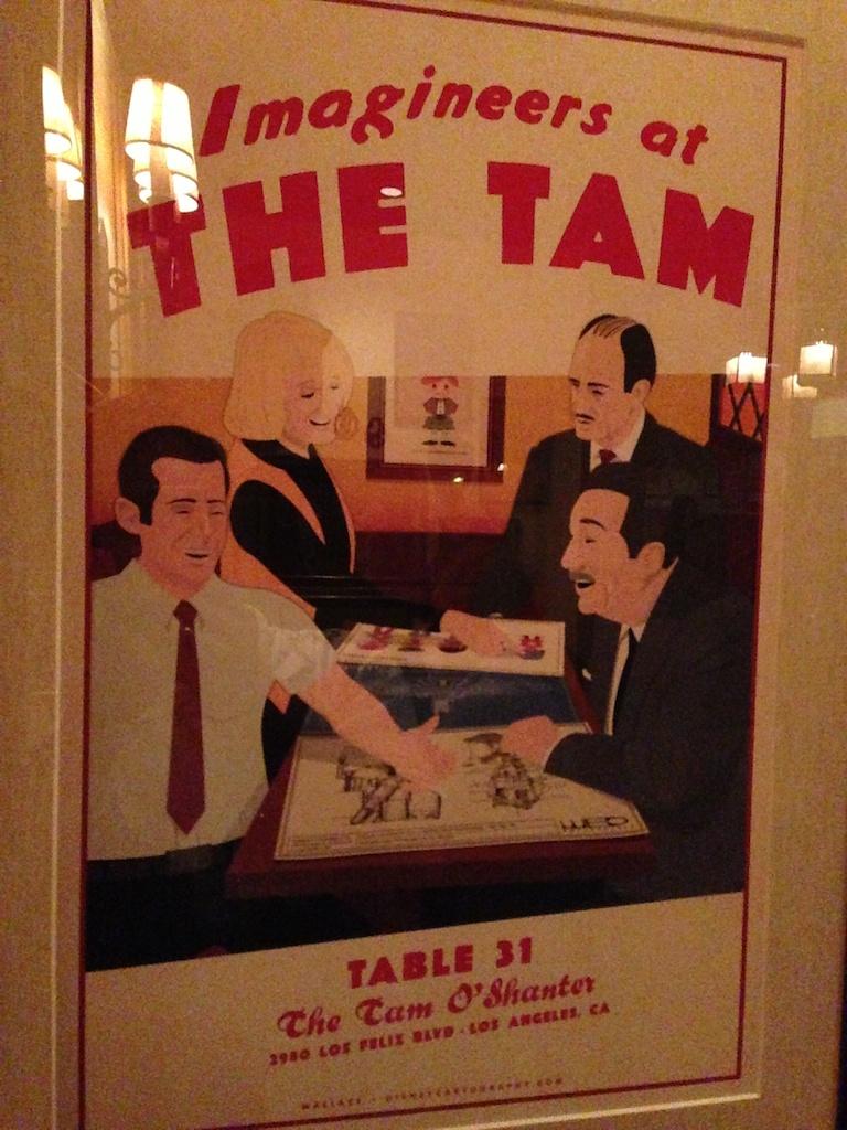Inside the Tam