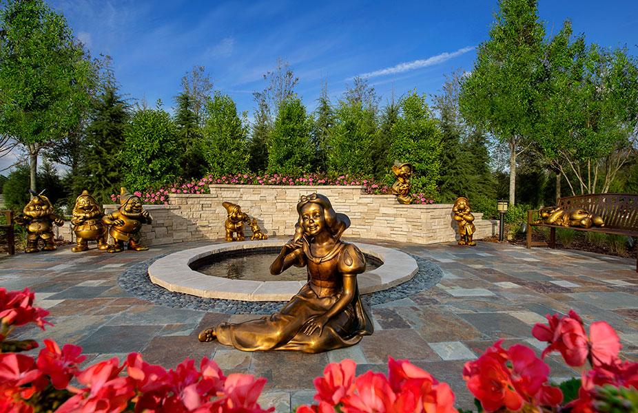 Snow White Fountain