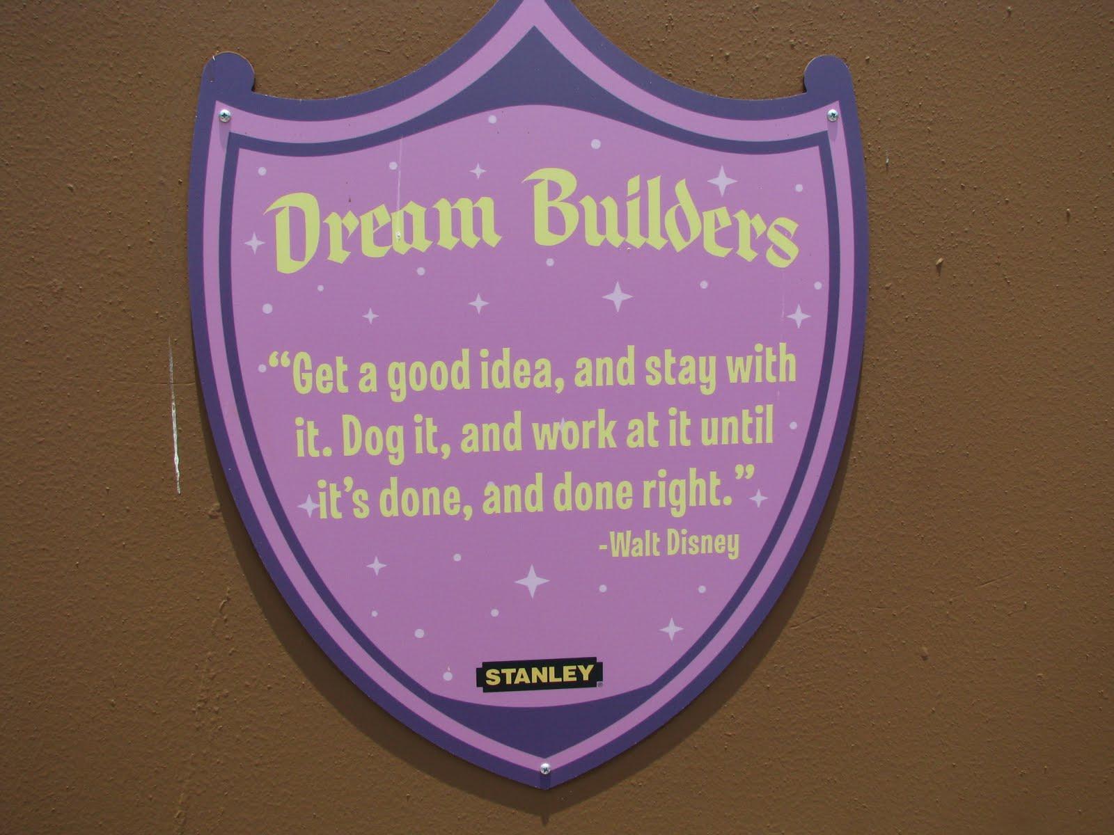 Building Dreams